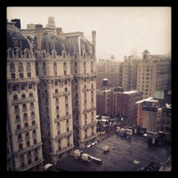 Photo taken at Hotel Beacon NYC by Blake C. on 2/11/2013