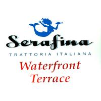 Photo taken at Serafina Waterfront Bistro by Serafina Waterfront Bistro on 2/27/2014