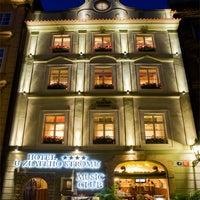 Photo taken at Hotel U Zlatého stromu by Hotel U Zlatého stromu on 7/13/2015