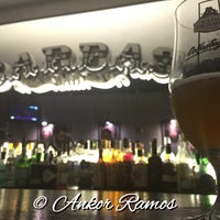 Photo taken at Barbas Bar by Ankor R. on 3/7/2015
