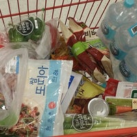 Photo taken at LOTTE Mart by Phillip C. on 5/15/2015