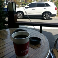 Photo taken at YOGER PRESSO COFFEE by Phillip C. on 9/19/2013