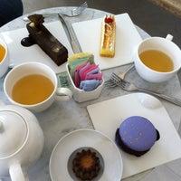 Das Foto wurde bei La Pâtisserie Chouquette von Britt S. am 3/27/2013 aufgenommen