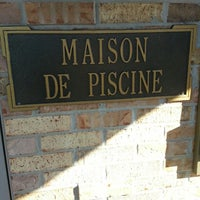 Photo taken at Maison De Piscine by Mike P. on 6/10/2013