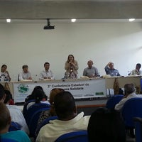 Photo taken at Faculdade de Ciências Agrárias - Universidade Federal do Amazonas by Wanesssa S. on 7/3/2014