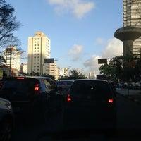 Photo taken at Rua Domingos de Morais by Roberta M. on 10/28/2013