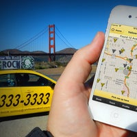 Photo taken at Yellow Cab Co-op (San Francisco) by Yellow Cab Co-op (San Francisco) on 2/20/2014