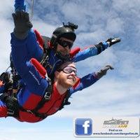 Photo taken at Dangerlive Tandem Jumps by Martin C. on 5/24/2014