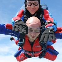 Photo taken at Dangerlive Tandem Jumps by Martin C. on 2/22/2014