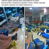 Photo taken at Toplanma Kampı by Yusuf E. on 12/19/2015