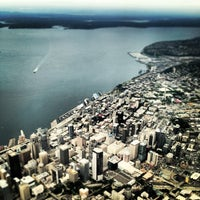 Photo taken at W Seattle by Mike F. on 6/7/2013