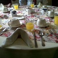 Photo taken at Restaurant El Regio by Yasir C. on 9/28/2012