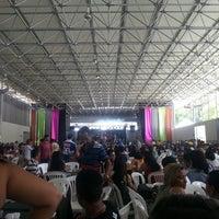 Photo taken at Parque de Exposições Risoleta Neves by Rafael Q. on 10/27/2013