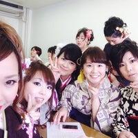 Photo taken at 京都女子大学 C校舎 by Mariko Y. on 3/15/2014