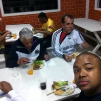 Photo taken at Chácara Família Constantino by Andre Emerson d. on 8/21/2014