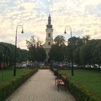 8/21/2016 tarihinde Viktor S.ziyaretçi tarafından Savoyai Jenő tér'de çekilen fotoğraf