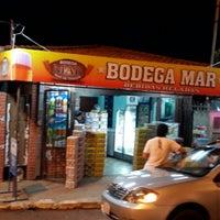 Photo taken at bodega MAR de tragos by Marcos E. on 2/21/2014