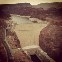 Photo taken at Hoover Dam by Polly S. on 7/21/2013