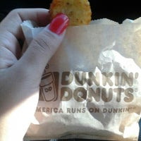Photo taken at Dunkin Donuts by JeanC! P. on 5/8/2015