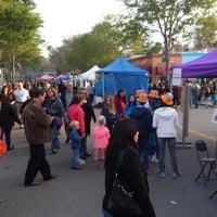 Photo taken at 1st Wed. Pleasanton Main Street Fair by Atomik B. on 5/8/2014