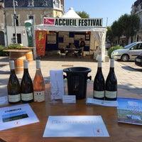 Photo taken at Saint-Pourçain-sur-Sioule by Corinne L. on 8/17/2016