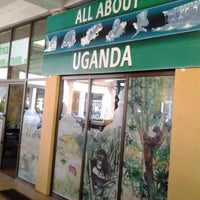 Photo taken at All About Uganda by Mamerito L. on 4/16/2014