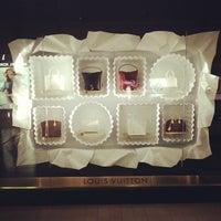 Photo taken at Louis Vuitton by Eusebio A. on 3/28/2014