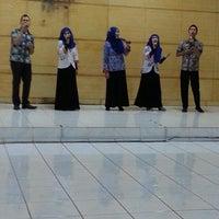 Photo taken at Auditorium Taufik Kemas RS Islam Siti Khadijah by eka handayani o. on 7/13/2013