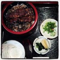Photo taken at うなぎ松岡 本店 by Shin'ichi N. on 8/17/2013