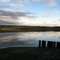Photo taken at Sequim Bay State Park by Derec V. on 2/1/2013
