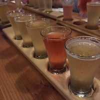 Photo taken at Portland Cider House by Stephanie E. on 11/23/2016