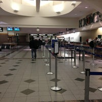 Photo taken at El Paso International Airport (ELP) by Cristian V. on 1/2/2013