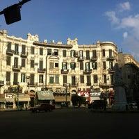 Foto tomada en Talaat Harb Sq. por ʌlı el 12/14/2012