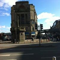 Photo taken at Glasgow Cross by ʌlı on 3/2/2013