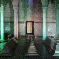 Photo taken at Saadian Tombs by ʌlı on 3/26/2013