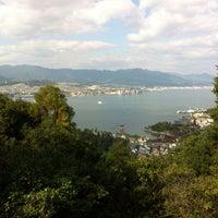 Photo taken at 休憩所 by ʌlı on 10/27/2013