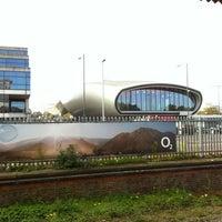 Photo taken at Platform 1 by ʌlı on 10/13/2012