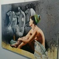 9/27/2016 tarihinde Sümeyra D.ziyaretçi tarafından Galeri Soyut'de çekilen fotoğraf