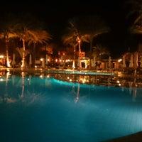Photo taken at Sansimar Makadi Hotel by Ralf R. on 12/19/2014