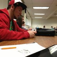 Das Foto wurde bei Oklahoma State University - Tulsa (OSU-Tulsa) von Cody O. am 4/18/2013 aufgenommen