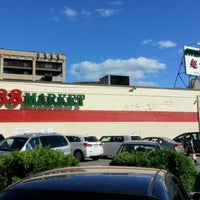 Photo taken at Super 88 Market by Chris R. on 9/15/2012