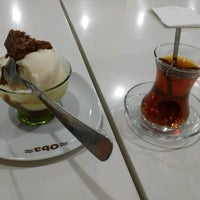 Photo taken at Oba Pastanesi by Şenay T. on 10/24/2016