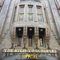 Photo taken at Pathé Tuschinski by Monique W. @. on 3/26/2013