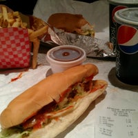 Photo taken at Apache Burger by Kevin K. on 11/5/2012