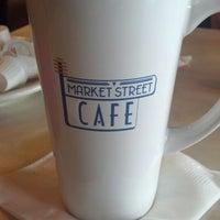 Photo taken at Market Street Cafe by Bob C. on 5/29/2013