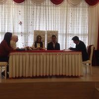 Photo taken at Kadirli Belediyesi Nikah Salonu by Ömer Faruk on 3/2/2016