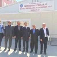 Photo taken at Başakşehir Kaymakamlığı by Ömer Ö. on 4/11/2016