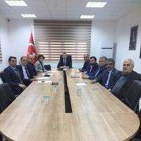 Photo taken at Başakşehir Kaymakamlığı by Ömer Ö. on 12/13/2016