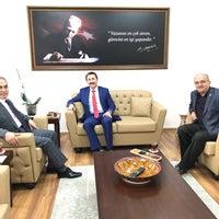 Photo taken at Başakşehir Kaymakamlığı by Ömer Ö. on 5/2/2017