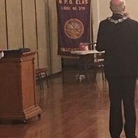 Photo taken at Elks Lodge 378 by David M. on 11/4/2016